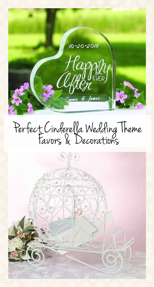 Cinderella Wedding Theme Ideas