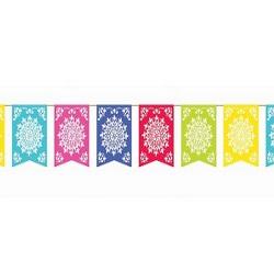 Del Sol Flag Banner