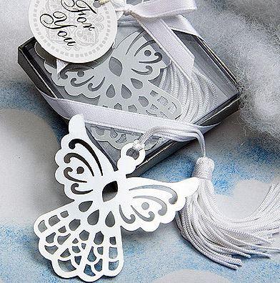 Angel Bookmark Wedding Favor
