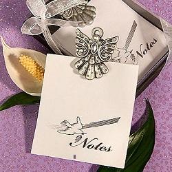 Angel Design Memo Pad Favors