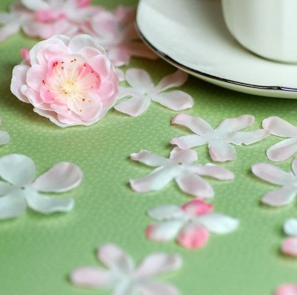 80th Birthday Party Ideas For Grandma Silk Cherry Blossom Petal Toss