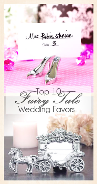 Fairy Tale Wedding Themes