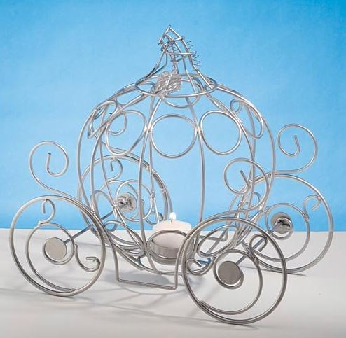 Fairytale Carriage Candleholder