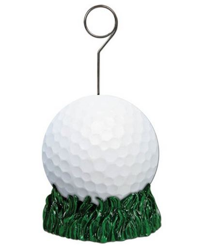 Golf Ball Photo Holder