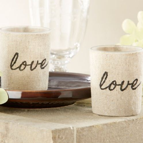 Love Candle Holders