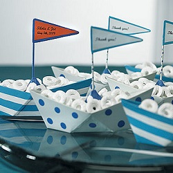 Personalized Metal Boats
