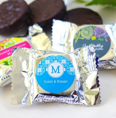 Personalized Peppermint Patties
