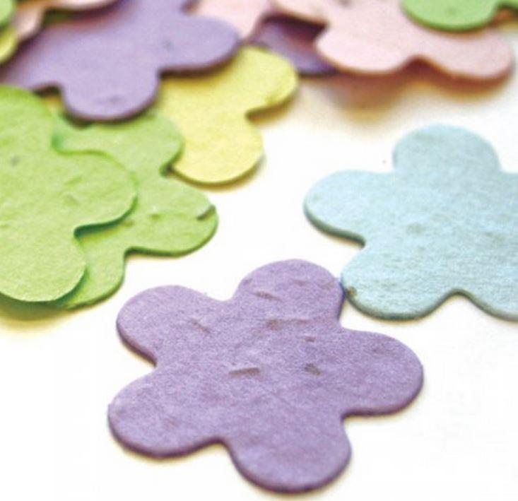 Plantable Flower Confetti