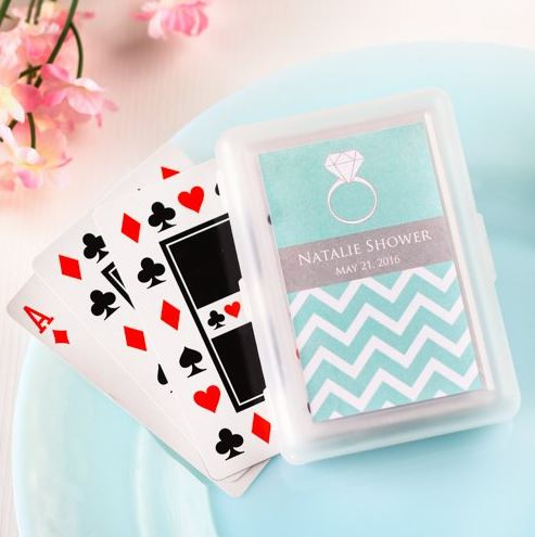 Bridal Playing Cards