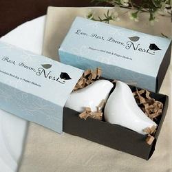 Love Birds Salt and Pepper Shakers