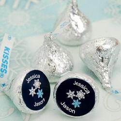 Snow Flake Kisses